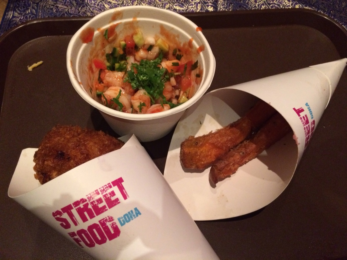 Street Food, Doha Marriott