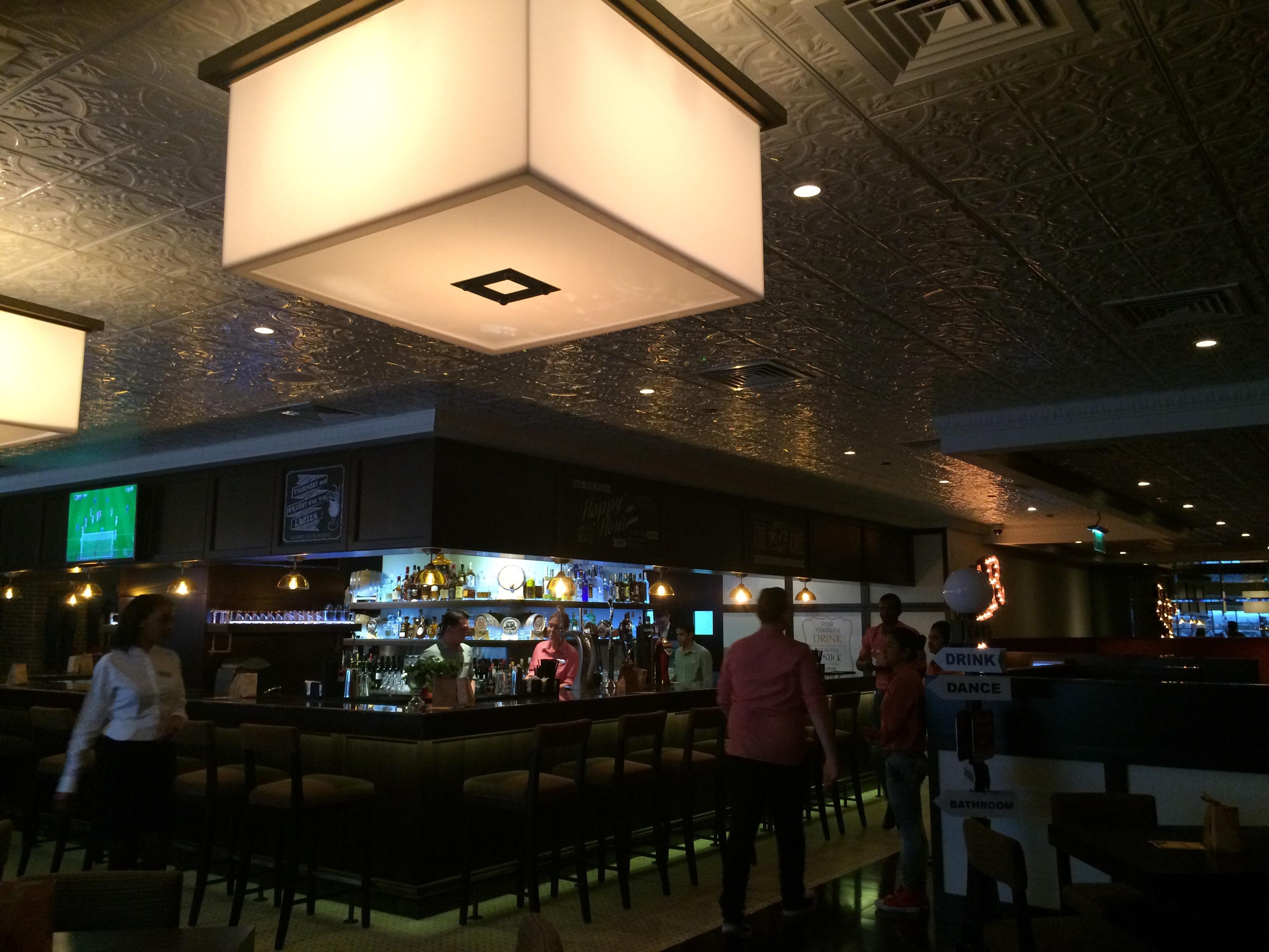 Boston S Bar City Centre Rotana Eat Sleep Repeat