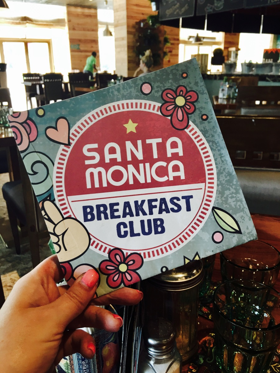 Santa Monica Breakfast Club, Grand Hyatt