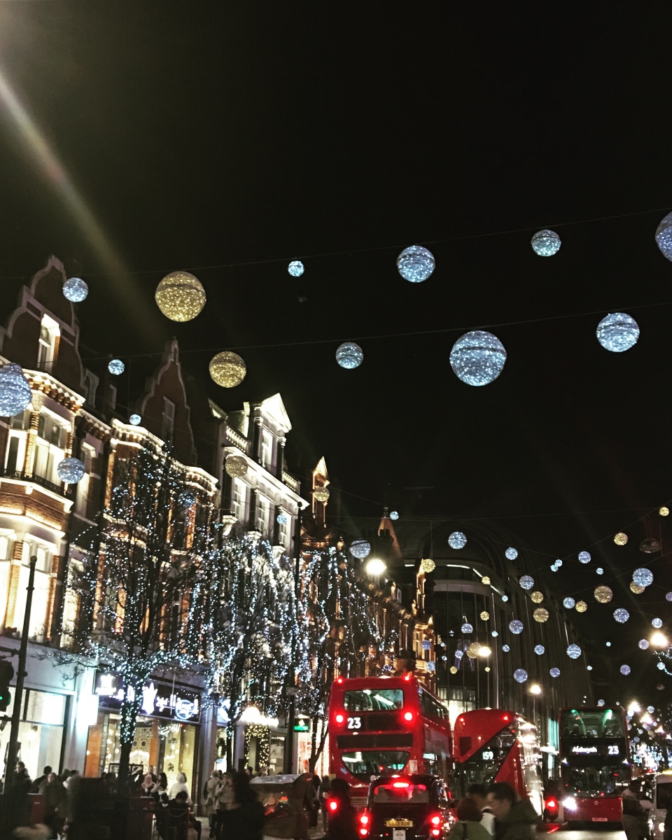 An A-Z of Christmas in London